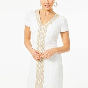 Lilly Pulitzer Arie Stretch Shift Dress